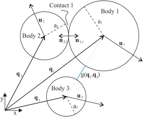 Multibody dynamics in acoustophoresis: The Journal of the