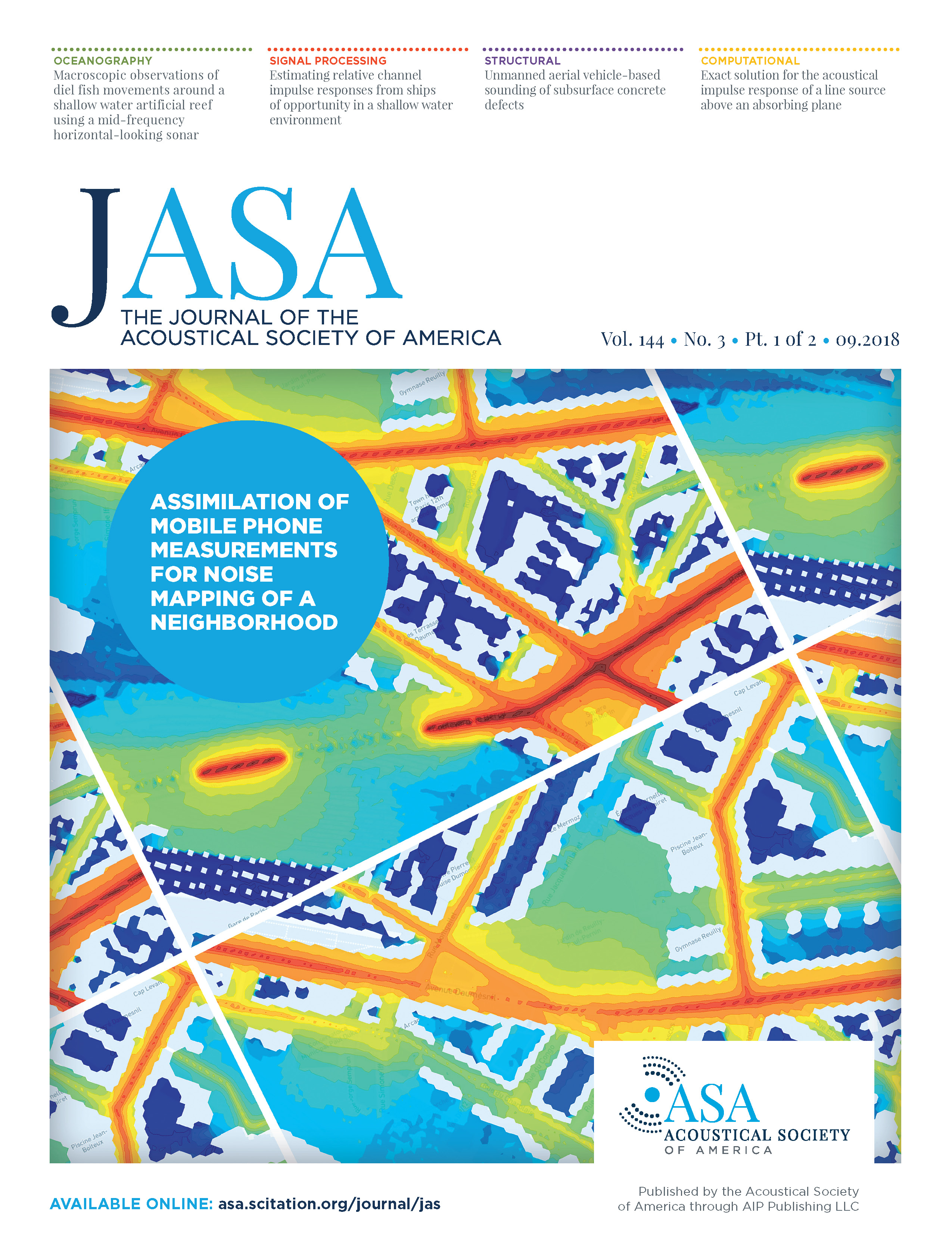ACOUSTICAL NEWS: The Journal of the Acoustical Society of
