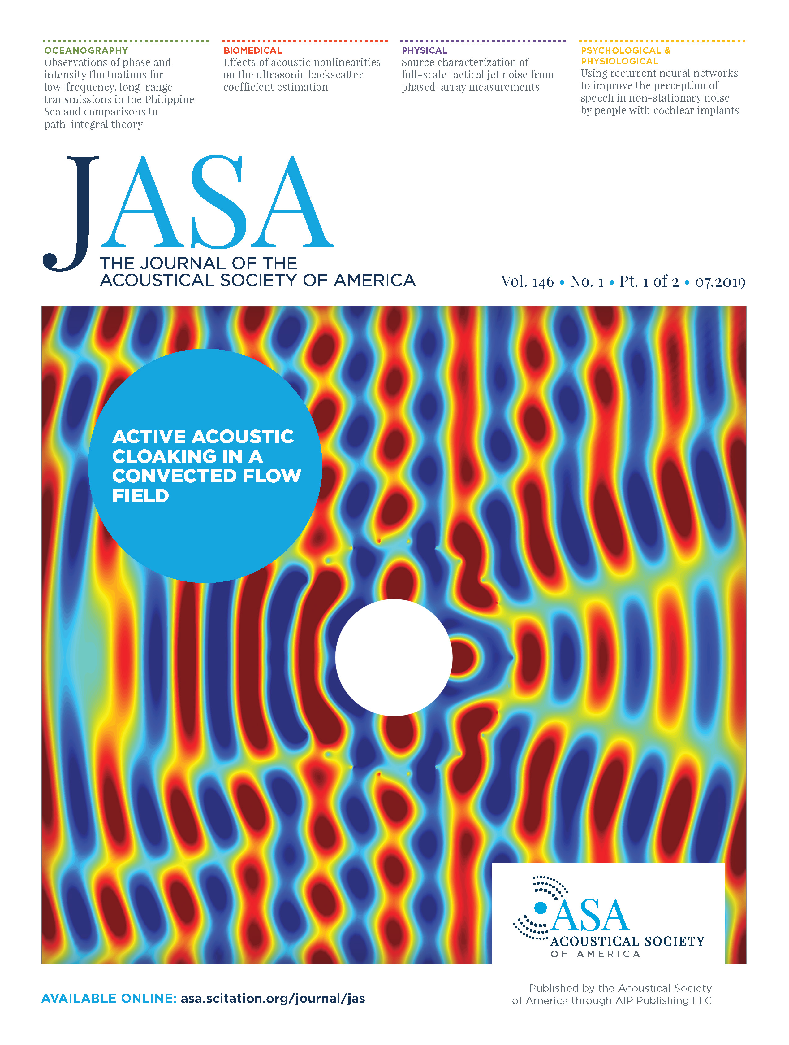 ACOUSTICAL STANDARDS NEWS: The Journal of the Acoustical